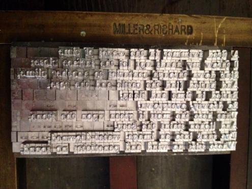 Sissinghurst Typesetting